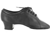 Zapato de baile Profesional Danc'in Color Negro con Tacón de 4cm