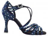 Zapato de baile Danc'in «VIRGINIA galán» de Edición Limitada, Tacón 7,5cm