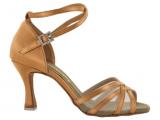 Zapato de baile Danc'in de Satén con Tacón 7,5cm 5081