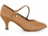 Zapato de baile Danc'in Standard de Satén pulido