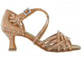 Zapato de baile Danc'in en Satén con Tacón 5,5cm