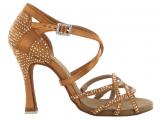 Zapato de baile Danc'in en Satén con Tacón 10cm