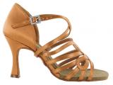 Zapato de baile Danc'in de Satén con Tacón 8cm 8776