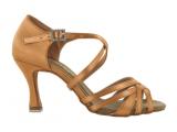 Zapato de baile Danc'in de Raso con Tacón 7,5cm