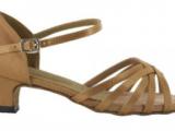 Zapato de baile Danc'in en Piel con Tacón de 3.5cm