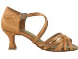 Zapato de baile Danc'in en Piel con Tacón de 5,5cm