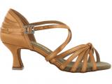 Zapato de baile Danc'in de Piel con Tacón de 5,5cm