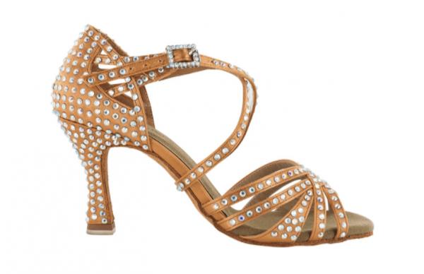 Zapato de baile Danc'in de Satén con Tacón 7,5cm