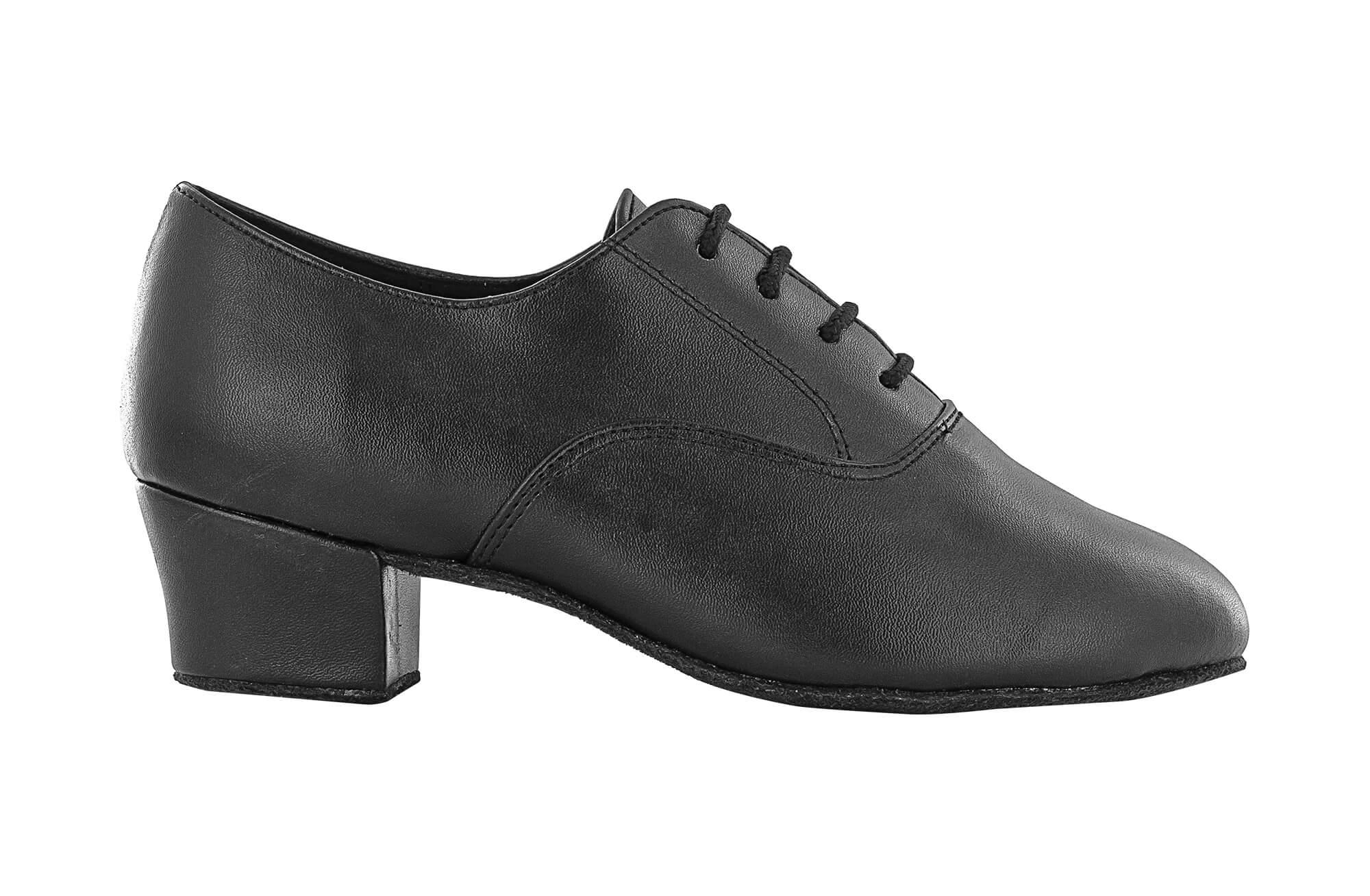 Zapato de baile Danc'in Negro con Tacón de 3'5cm