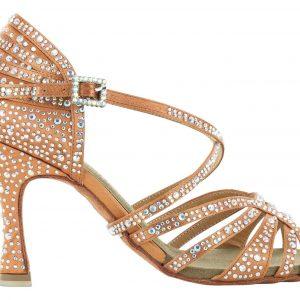 Zapato de baile Danc'in de Edición Limitada en Raso con Tacón 8cm