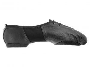 Zapato de baile Danc'in en Piel Negro de Suela Partida