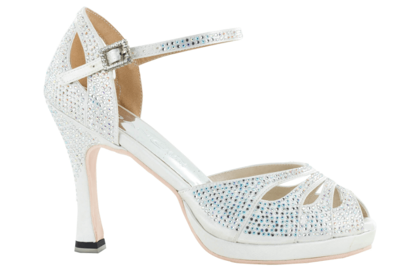 Zapato de baile Danc'in de Edición Limitada con Plataforma de Tacón de 10cm